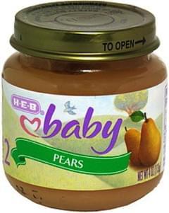 H-E-B Pears