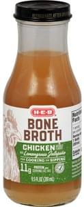 Heb Bone Broth Chicken with Lemongrass Jalapeno