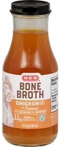 Heb Bone Broth Chicken with Turmeric