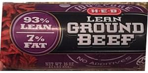 H-E-B Lean Ground Beef