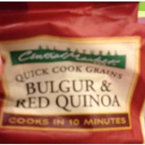 Central Market H-E-B Quick Cook Grains Bulgur & Red Quinoa