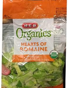 H-E-B Hearts of Romaine