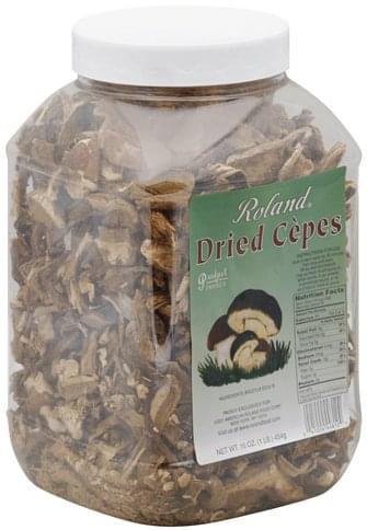 Roland Dried Cepes - 16 oz