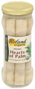 Roland Hearts of Palm Organic
