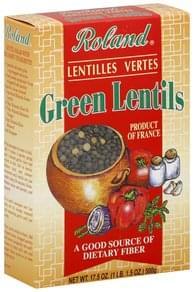 Roland Lentils Green