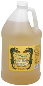 Roland Vinegar Rice Wine