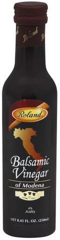 Roland Balsamic, of Modena Vinegar - 8.45 oz
