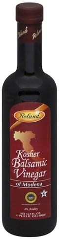 Roland of Modena, Kosher Balsamic Vinegar - 16.9 oz
