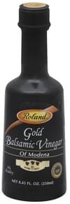 Roland Balsamic Vinegar of Modena, Gold