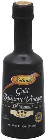 Roland of Modena, Gold Balsamic Vinegar - 8.45 oz