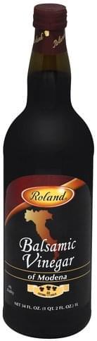 Roland of Modena Balsamic Vinegar - 34 oz