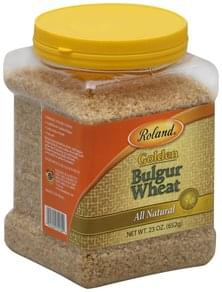 Roland Bulgur Wheat Golden