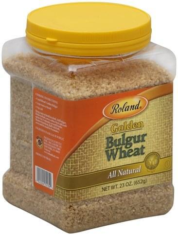 Roland Golden Bulgur Wheat - 23 oz