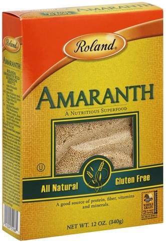Roland Amaranth - 12 oz