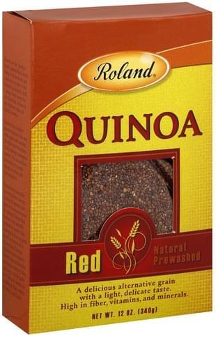 Roland Red Quinoa - 12 oz