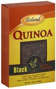 Roland Quinoa Black