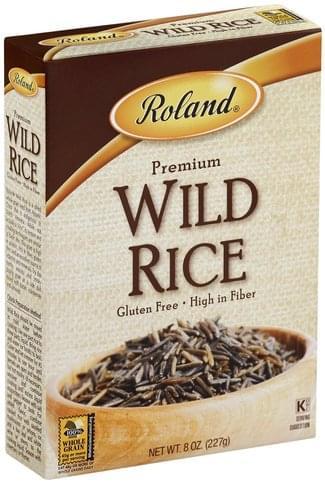 Roland Premium Wild Rice - 8 oz