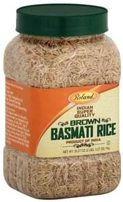 Roland Basmati Rice Brown