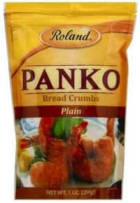 Roland Bread Crumbs Panko, Plain