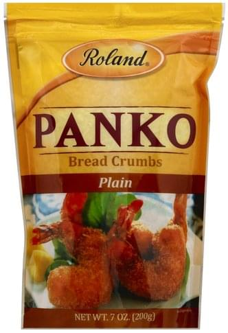 Roland Panko, Plain Bread Crumbs - 7 oz