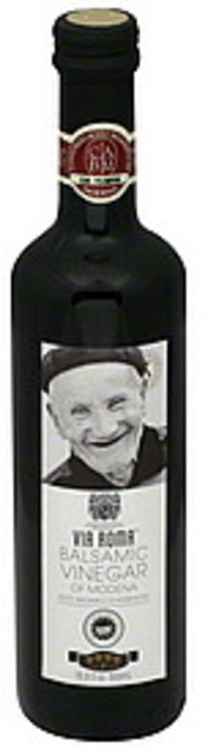 Via Roma of Modena Balsamic Vinegar - 16.9 oz