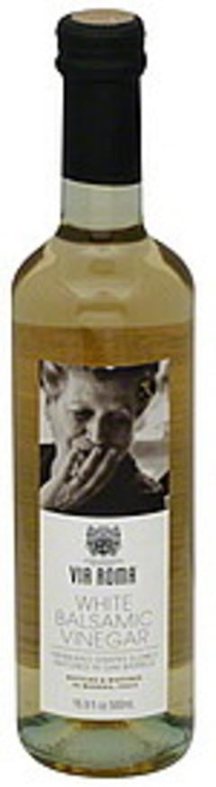Via Roma White Balsamic Vinegar