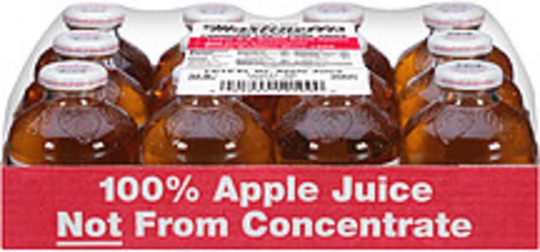 100% Pure Apple Juice
