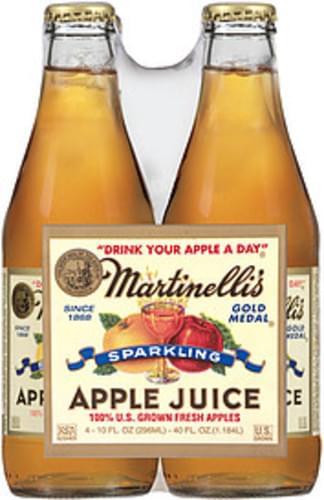 Sparkling Apple 10 Fl Oz Bottles 100