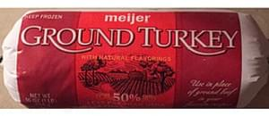 Meijer Ground Turkey