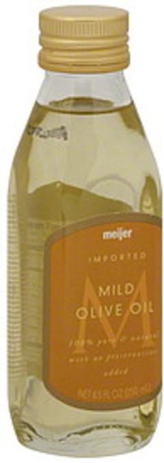 Meijer Olive Oil Mild