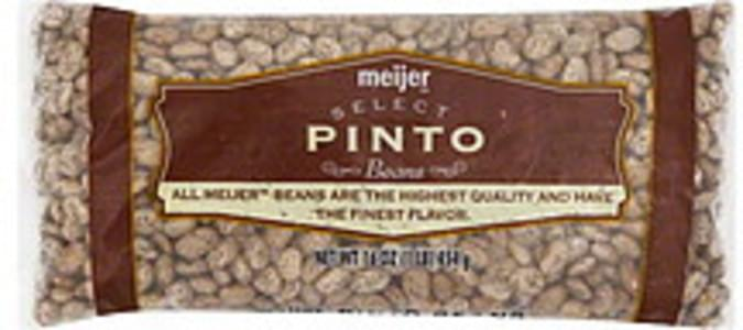 Meijer Pinto Beans