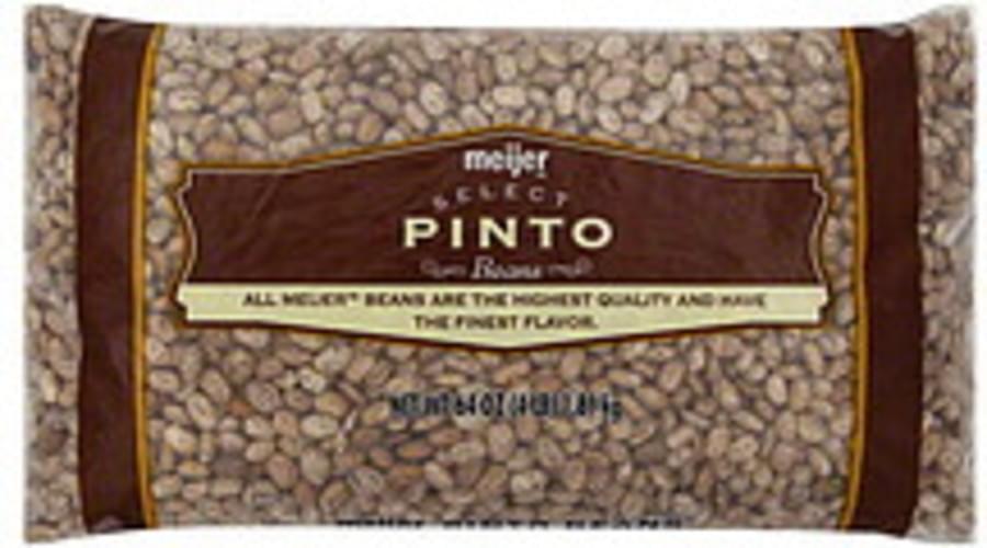 Meijer Pinto Beans - 64 oz
