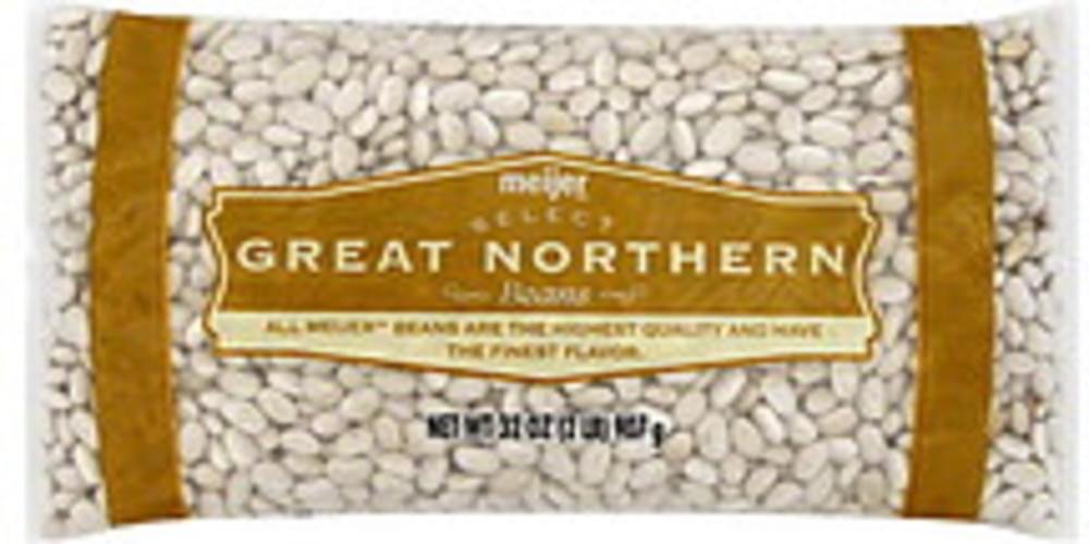 Meijer Great Northern Beans - 32 oz
