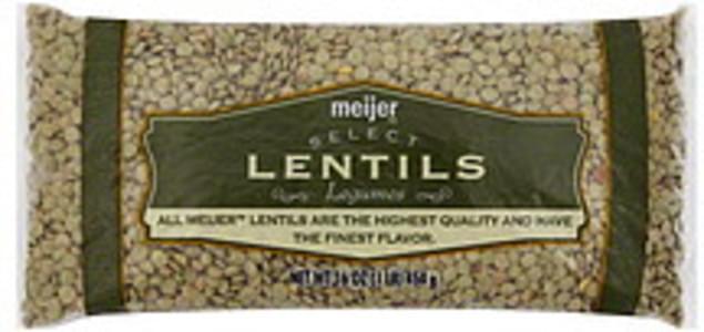 Meijer Lentils