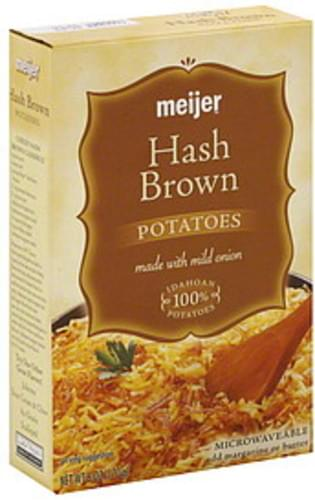 Meijer Hash Brown Potatoes - 6 oz