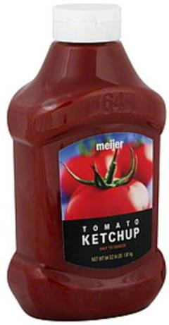 Meijer Tomato Ketchup