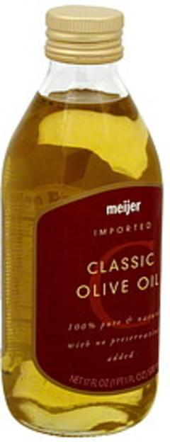 Meijer Olive Oil Classic, Imported