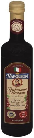 Napoleon Balsamic, of Modena Vinegar - 16.9 oz