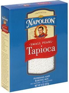 Napoleon Pudding and Baking Mix Small Pearl Tapioca