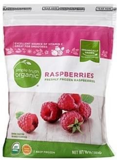 Simple Truth Raspberries