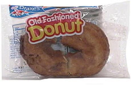 Drakes Old Fashioned Donut