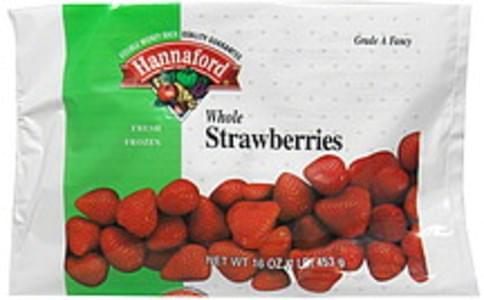 Hannaford Strawberries Whole