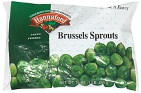 Hannaford Brussels Sprouts