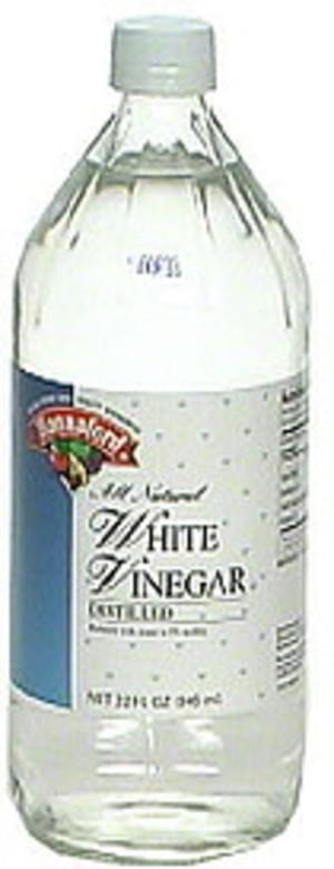 Hannaford White Vinegar - 32 oz