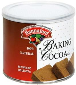 Hannaford Baking Cocoa