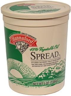 Hannaford Spread 48% vegetable oil