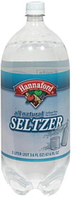 Hannaford Seltzer