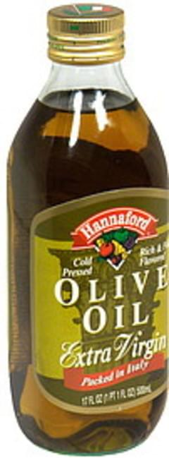 Hannaford Olive Oil Extra Virgin