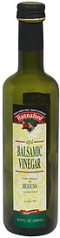 Hannaford Balsamic Vinegar Aged