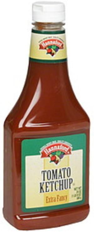 Hannaford Extra Fancy Tomato Ketchup - 24 oz